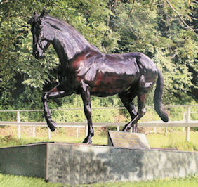 Bronze Sculptor Philip Blacker
